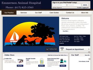 Emmerson Animal Hospital Dorchester