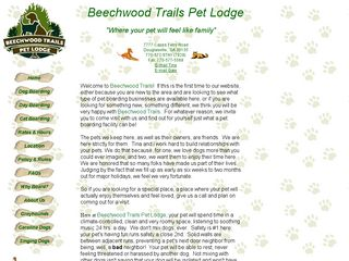 Beechwood Trails Pet Lodge | Boarding