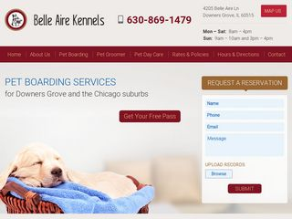 Belle Aire Kennels & Grooming Downers Grove