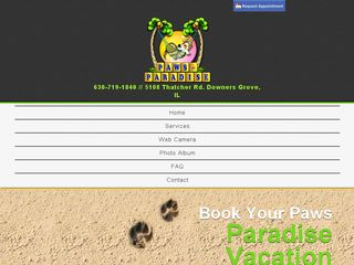 Paws in Paradise | Boarding