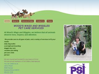 Woods Wags & Wiggles Pet Service | Boarding