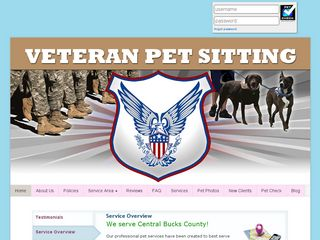 Photo of Ernst Ryan President Ernst Ryan President   Veteran Pet Sitting in Doylestown