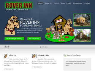 Rover Inn Boarding Kennel | Boarding