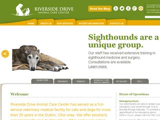 Riverside Drive Animal Care Center | Boarding