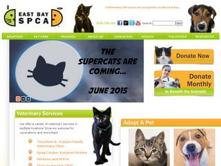 East Bay SPCA Dublin
