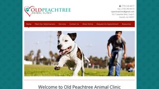 Old Peachtree Animal Clinic | Boarding
