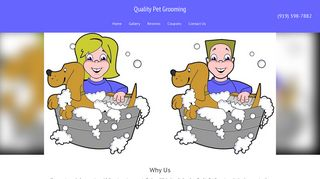 Quality Pet Grooming Durham