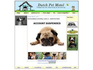 Dutch Pet Motel Dyer