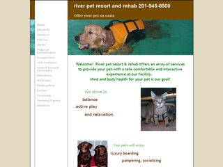 River Pet Resort and Rehab Edgewater