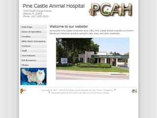 Pine Castle Animal Hospital Edgewood