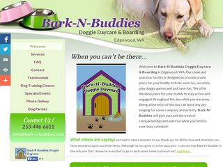 Bark N Buddies Doggie Daycare Edgewood