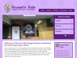 Peanuts Pals Doggie Daycare | Boarding