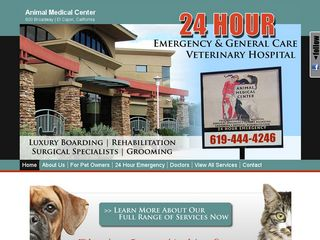 Animal Medical Center | Boarding
