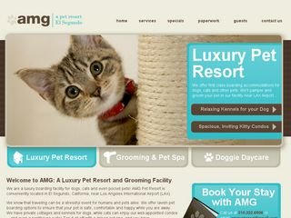 Airport Pet Cottages and Spa | Boarding
