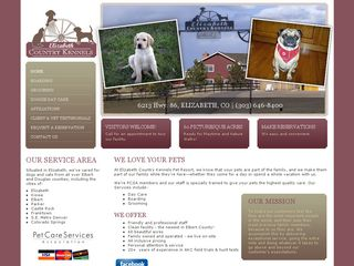 Elizabeth Country Kennels Pet Resort   Spa Elizabeth