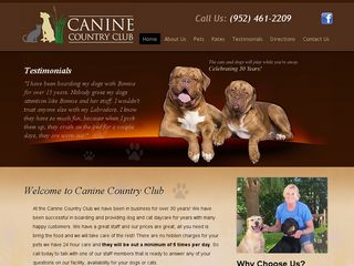 Canine Country Club | Boarding
