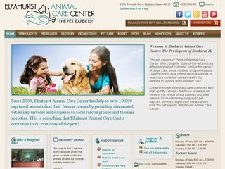 Elmhurst Animal Care Center | Boarding