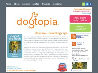 Dogtopia Elsmere | Boarding