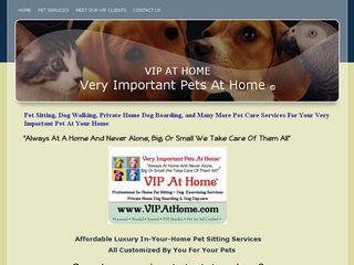 VIP At Home | Boarding