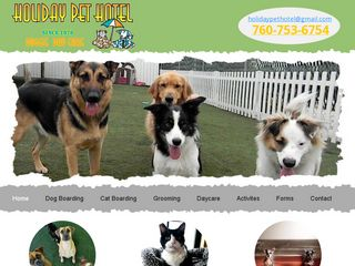 Holiday Pet Hotel Encinitas