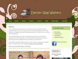Denver Wag Walkers Englewood