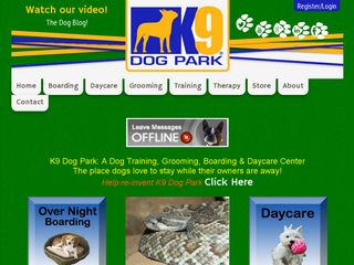 K9 Dog Park Escondido