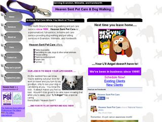 Heaven Sent Pet Care | Boarding