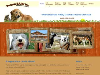 Bergen Bark Inn Evergreen
