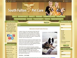 South Fulton Pet Care Fairburn