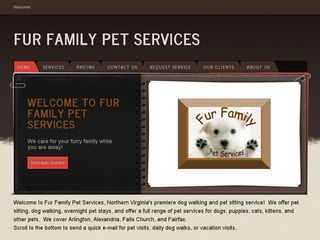 Fur Family Pet Services Fairfax