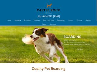 Castle Rock Kennels | Boarding