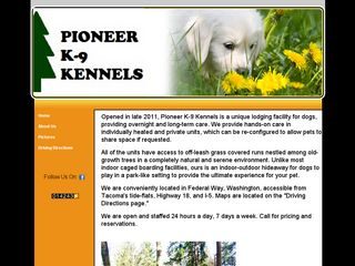 Photo of Pioneer K9 Kennels in Federal Way