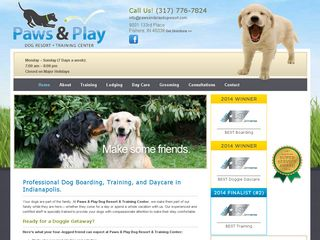 Paws Play Fishers