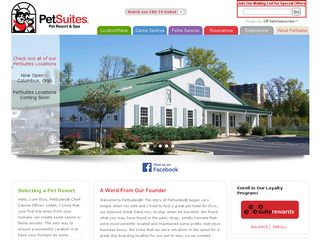 PetSuites Fishers | Boarding