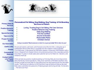 Pet Services Plus | Boarding