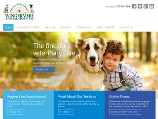 Windermere Animal Hospital Fishers
