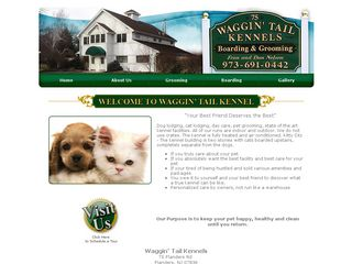 Waggin Tail Kennel Flanders