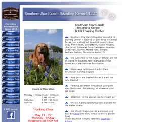Southern Star Ranch Boarding Kennel Florence