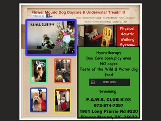 Paws Club K 9 LLC Flower Mound