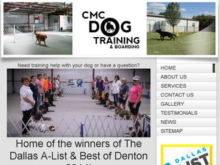 CMC Dog Training | Boarding