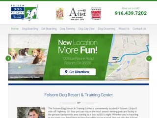 Folsom Dog Resort and Training Center Folsom