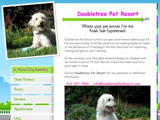 Doubletree Pet Resort | Boarding