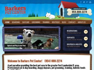 The Barkers Pet Center | Boarding
