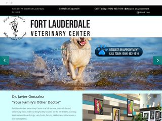 Fort Lauderdale Veterinary Center | Boarding