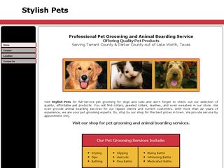 Stylish Pets | Boarding