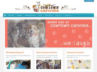Cowtown Canines | Boarding