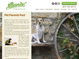 Alliance Pet Sitting Services LLC Fort Worth