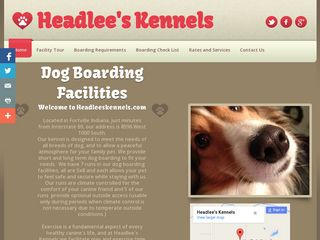 Headlees Kennels | Boarding