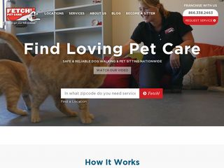 Fetch! Pet Care Foster City | Boarding