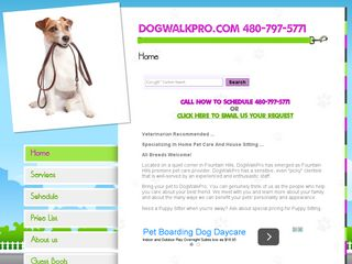 Dog Walk Pro Fountain Hills